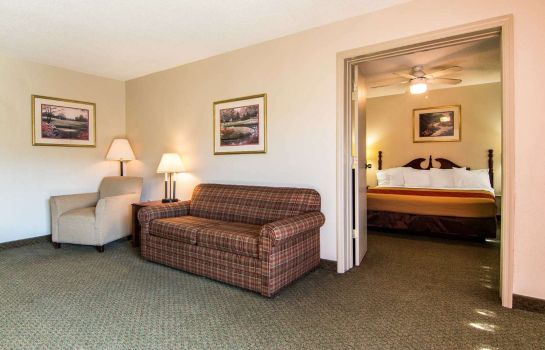 Chambre double (confort) Econo Lodge Inn & Suites Conference Center