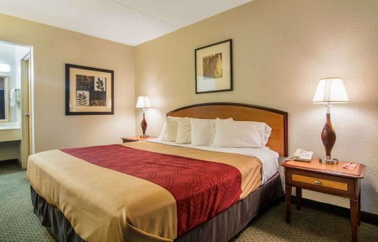 Chambre Econo Lodge Inn & Suites Conference Center