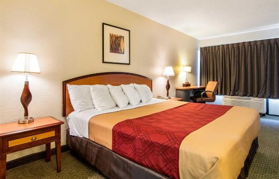 Zimmer Econo Lodge Inn and Suites Conference Ce