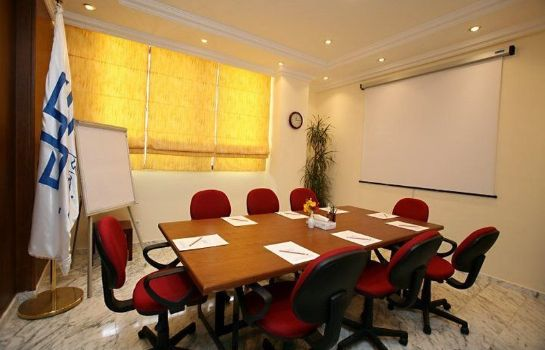 Conference room Aqaba Gulf Hotel