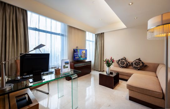 Suite Jinling Hotel Wuxi