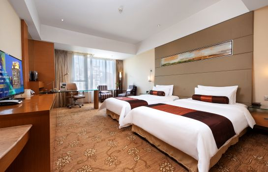 Double room (superior) Jinling Hotel Wuxi
