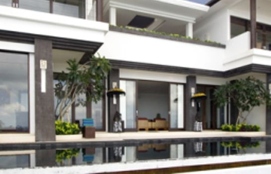 Exterior view ASMARA Heavenly Residence NUSA DUA