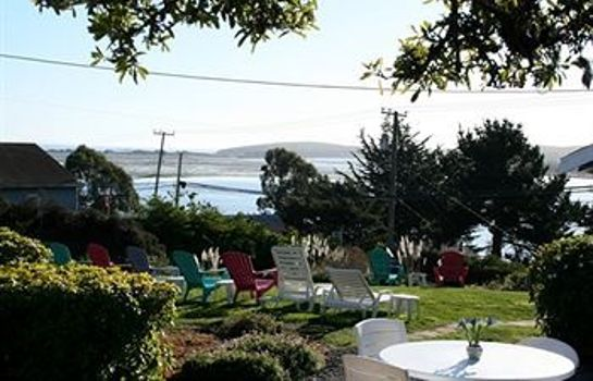 Terrace Bodega Harbor Inn