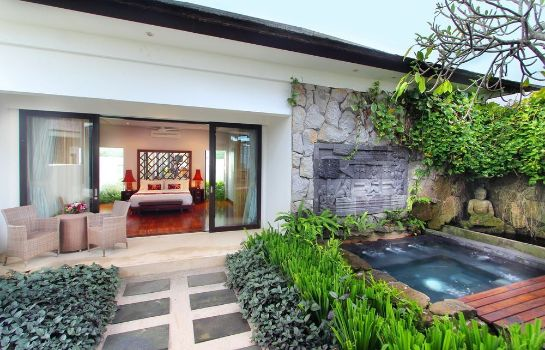 Surroundings ASMARA Heavenly Residence NUSA DUA