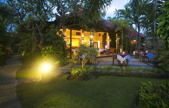Tuin Parigata Villas Resort
