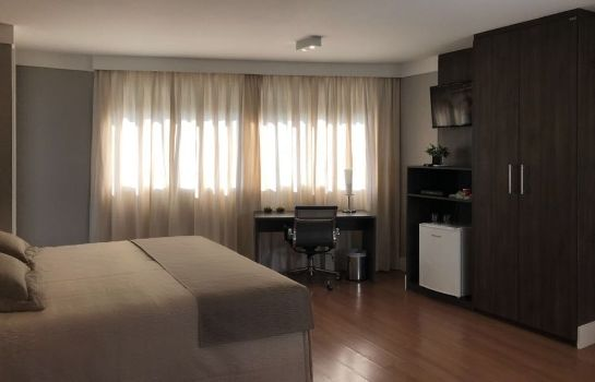 Double room (superior) Hotel Trianon Paulista