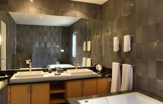 Bagno in camera Bali Island Villas & Spa
