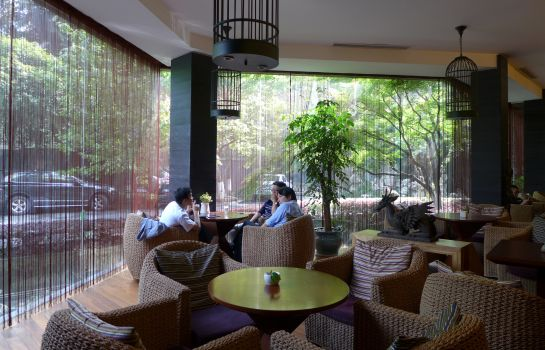 Café/bistro SSAW Boutique Hotel Hangzhou Yellow Dragon