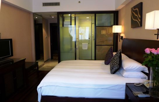 Single room (standard) SSAW Boutique Hotel Hangzhou Yellow Dragon