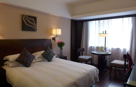 Double room (standard) SSAW Boutique Hotel Hangzhou Yellow Dragon