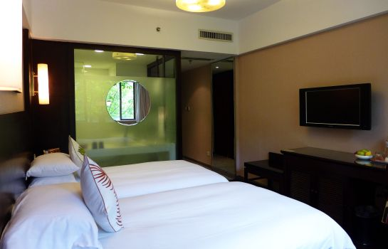 Double room (superior) SSAW Boutique Hotel Hangzhou Yellow Dragon