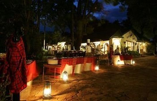 Restaurant MT MERU GAME LODGE