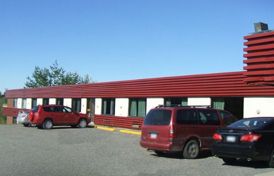 Exterior view Red Carpet Inn and Suites