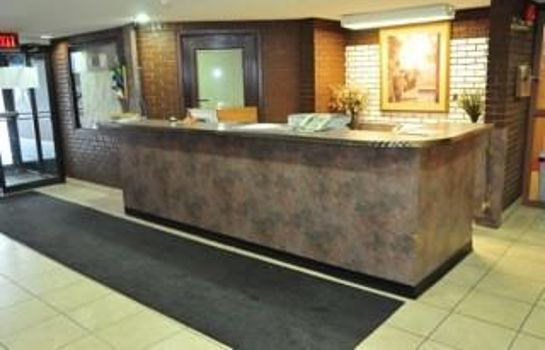 Hol hotelowy Red Carpet Inn and Suites Sudbury/Lively