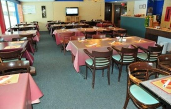 Restauracja Red Carpet Inn and Suites Sudbury/Lively