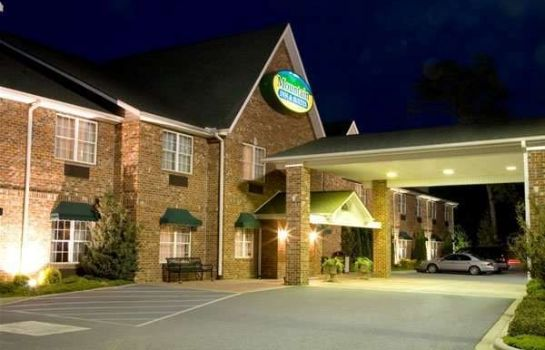 Exterior view Mountain Inn and Suites Mountain Inn and Suites