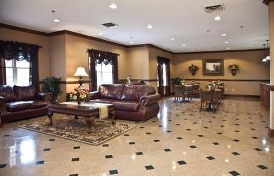 Lobby Mountain Inn and Suites Mountain Inn and Suites