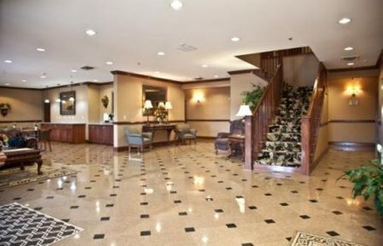 Hol hotelowy MOUNTAIN INN AND SUITES