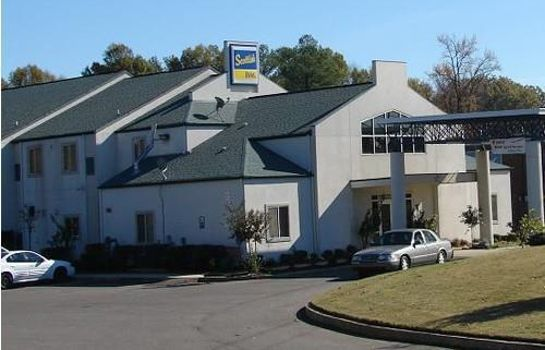 Außenansicht SCOTTISH INNS - MEMPHIS AIRPORT