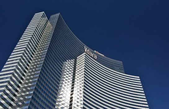 Exterior view Jet Luxury at the Vdara Condo Hotel
