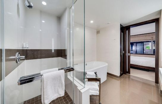 Bagno in camera Jet Luxury at the Vdara Condo Hotel