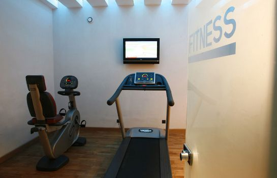 Sports facilities JM Suites Hotel