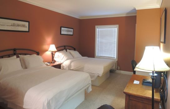 Kamers DEPOT INN AND SUITE
