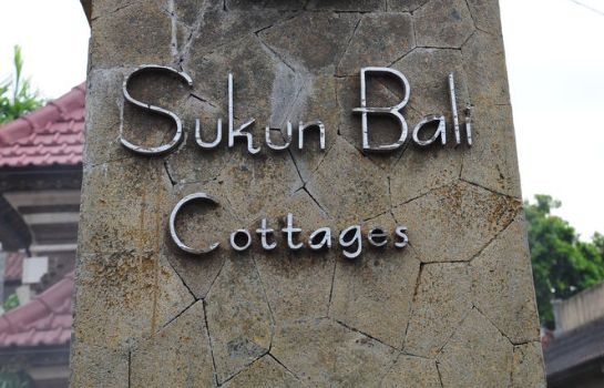 Exterior view Sukun Bali Cottages
