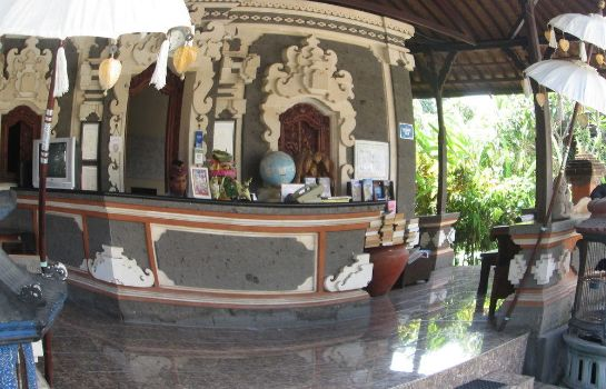 Reception Sukun Bali Cottages