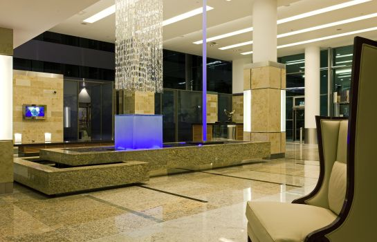 Vista interior Sofitel London Heathrow