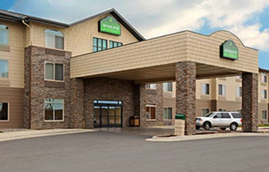 Vista exterior an Ascend Hotel Collection Member Big Horn Resort