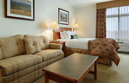 Room an Ascend Hotel Collection Member Big Horn Resort