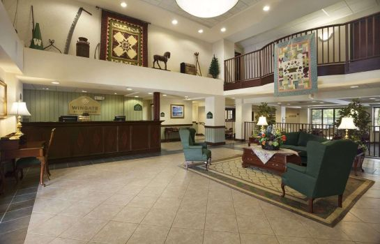 Hol hotelowy WINGATE BY WYNDHAM LAKE GEORGE