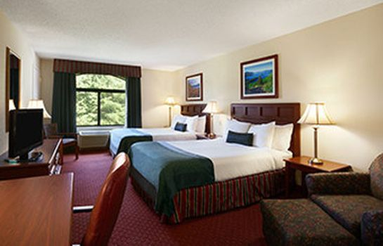 Zimmer WINGATE BY WYNDHAM LAKE GEORGE