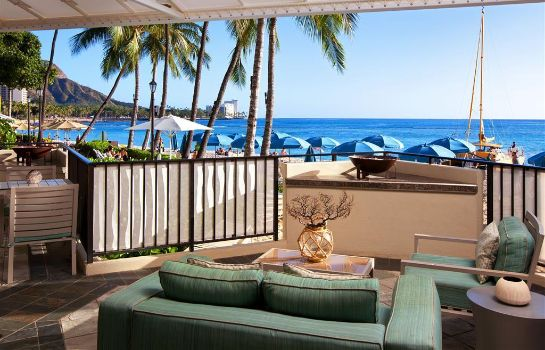 Hotel-Bar Moana Surfrider A Westin Resort & Spa Waikiki Beach