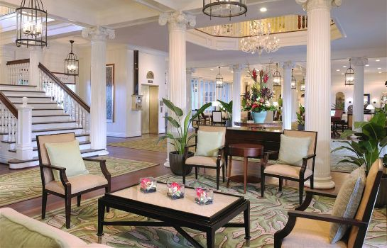 Lobby Waikiki Beach  A Westin Resort & Spa Moana Surfrider