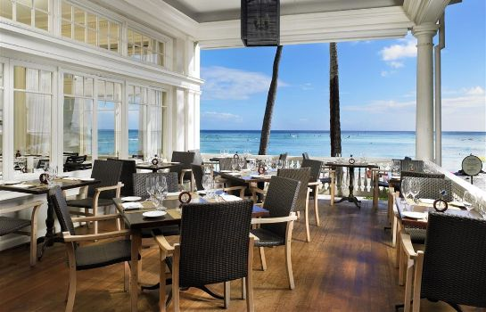 Restaurant Moana Surfrider A Westin Resort & Spa Waikiki Beach