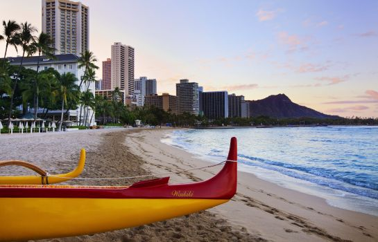 Information Waikiki Beach  A Westin Resort & Spa Moana Surfrider