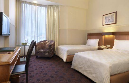 Double room (standard) Cititel Penang