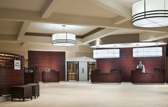 Hall Sheraton Red Deer Hotel