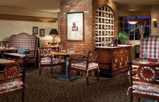 Restaurante Sheraton Red Deer Hotel