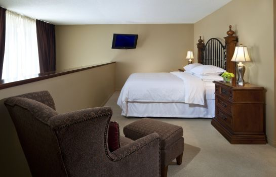 Suite Sheraton Red Deer Hotel