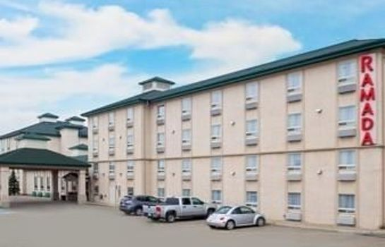 Vista esterna Ramada Red Deer Hotel and Suites