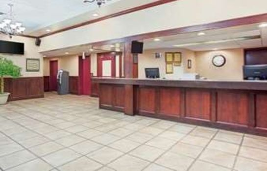Hall Ramada Red Deer Hotel and Suites