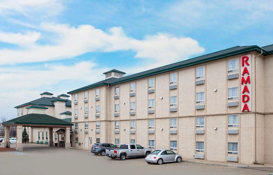Entorno Ramada Red Deer Hotel and Suites