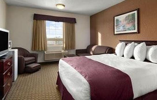 Habitación estándar Ramada Red Deer Hotel and Suites