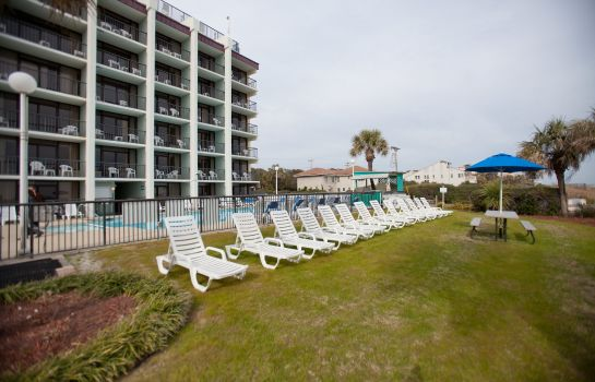 Buitenaanzicht GRANDE SHORES OCEAN RESORTS CONDOMINIUMS