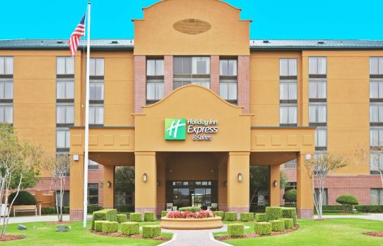 Außenansicht Holiday Inn Express & Suites IRVING CONV CTR - LAS COLINAS
