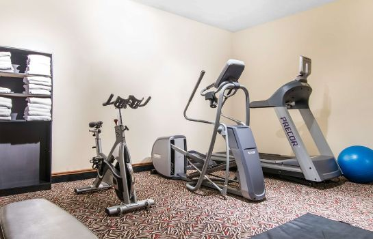 Impianti sportivi an Ascend Hotel Collection Member Hotel Quartier